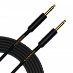 Castline Gold 1/4 TRS to 1/4 TS Patch Cable Mogami 2549