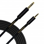 Castline Gold 1/4 TRS to 3.5mm TS Patch Cable Mogami 2549